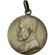 French Guinea, Médaille, La Guinée Française à Noël Ballay, Chemin De Fer - Other