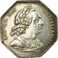 France, Jeton, Louis XV, Etats De Languedoc, 1762, SUP, Argent, Feuardent:10985 - France