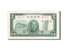 [#41178] Chine, Bank Of Taiwan, 100 Yuan Type 1947-1949, 1947, Pick 1941 - Taiwan
