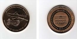 Jeton Monnaie De Paris 2013 14 BAYEUX - MUSEE MEMORIAL Musée  Mémorial BATAILLE DE NORMANDIE 1944 FR14-0044 - Monnaie De Paris