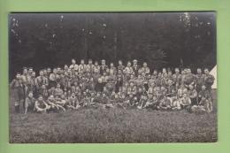 CHAMARANDES : Jacques SEVIN, Abbé CORNETTE, Edouard DE MACEDO, Général GUYOT. 2 Scans. Scouts De France - Scoutisme
