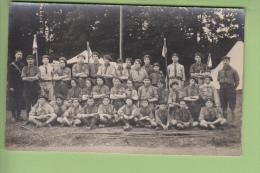 CHAMARANDES : Jacques SEVIN Et Une Patrouille. 2 Scans. Scouts De France - Scoutisme
