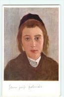 Judaïsme - Judaïca - Jeune Juif Polonais - Illustrateur - 2 Scans - Judaisme