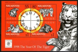 TONGA-NIUAFO'OU: BF.n°21 **     - Cote 8€ - - Tonga (1970-...)