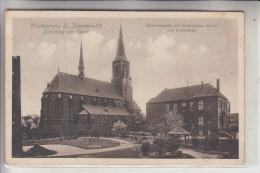 4100 DUISBURG - HOMBERG, Krankenhaus St. Johannesstift - Duisburg