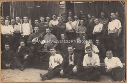 WW1  SCHNEIDEMUHLE Concentration Camp 1914  #2 Lager English Room 1w77 - Guerra 1914-18