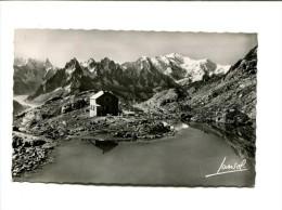 CP - CHAMONIX (74) LE REFUGE DU LAC BLANC - Chamonix-Mont-Blanc