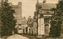 Royaume-Uni - Angleterre - Dorset - Canford School , Wimborne - état - Altri