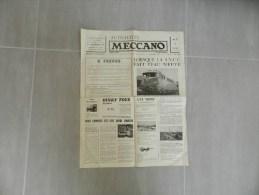 """Revue  """" Meccano  """" Octobre  1959 """" - Sin Clasificación"""