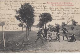 90   NOS DOUANIERS A LA FRONTIERE UNE ARRESTATION DE CONTREBANDIERS - Dogana
