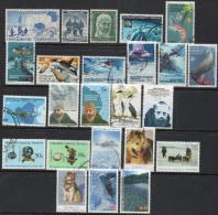 Australian AntarcticTerritory 1957-1996 - 23 X U-VGU Issues From Period Cat £26.45 SG2018 - Full Description Below - Australian Antarctic Territory (AAT)