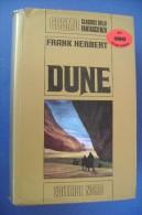 PFZ/18 COSMO Classici Fantascienza Serie ORO : Frank Herbert DUNE Ed.Nord 1973 - Sci-Fi & Fantasy