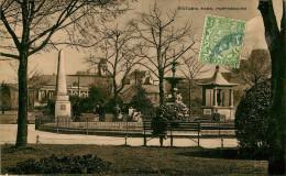 Royaume-Uni - Angleterre - Hampshire - Victoria Park , Portsmouth - Bon état Général - Portsmouth