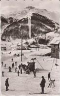 Alpes  Maritimes :   AURON  :   Station De  Sports  D ' Hiver , Remonte  De La  Savonnette - Frankreich