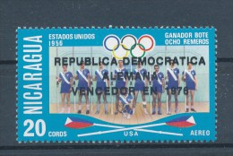 1976. Topics Sports - Nicaragua :) - Stamps