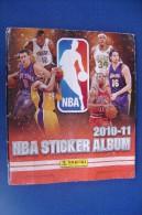 PFZ/35 Album Figurine NBA 2010-11 Ed.Panini STICKERS - BASKET STICKER ALBUM - Basketball - NBA