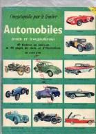 ENCYCLOPEDIE PAR LE TIMBRE - AUTOMOBILES  60 VOITURES - CITROEN DS19-BUGATTI-JAGUAR-MERCEDES -STUDEBAKER-PANHARD-PORSCHE - Cars