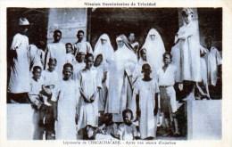 Léproserie De Chacachacare - Aprés Une Séance D'injection - Trinidad