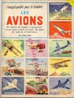 ENCYCLOPEDIE PAR LE TIMBRE - AVIATION- AVION-  FORTERESSE VOLANTE-SKYROCKET-CHASSEUR-MUSTANG-BOMBARDIER-FOKKER-HYDRAVION - Commercial Aviation