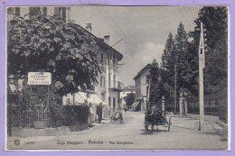 ITALIE --  PIEMONTE --  BAVENO --  Via Sempione - Italia