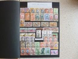 Colonies Fran�aise (Ex) superbe collection 1886 - 1960 neuf ** / *  - oblit�r�s dont raret�s (Voir description)