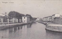 Viareggio - Il Canale - 1913     (140803/GH) - Viareggio