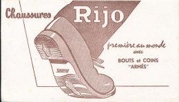BU 1216  / BUVARD    CHAUSSURES RIJO - Chaussures