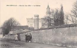 Malzéville   54     Rue Du Lion D' Or. Le Château - Autres Communes