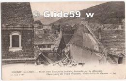Guerre 1914-1916 - THANN Avant L'occupation Française, Bombardée Par Les Allemands - N° 597 - Thann