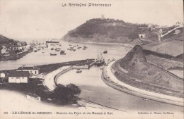 Le Légué St Brieuc/22/Entrée Du Port Et Du Bassin à Flot/ Réf:C2239 - France