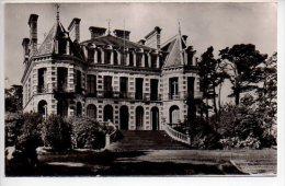 REF 189  : CPSM 35 DINARD Colonie De Vacances Des Lilas Villa Nahant - Dinard