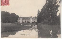 Auzouer Chateau De Pierrefitte - France