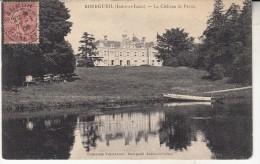 Bourgueil  Chateau De Pavée - France