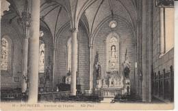 Bourgueil  Intérieur De L'Eglise - France
