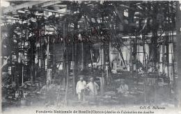 Ruelle Sur Touvre - Fonderie De RUELLE - Atelier De Fabrication Des Douilles - Envoi D'un Garde De Prisonniers - Autres Communes