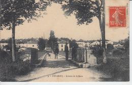 PAYS BASQUE - USTARITZ - Avenue De La Gare - Frankrijk