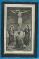 Bidprentje Van Henri-Alfons Vincent - Wingene - 1841 - 1912 - Devotion Images