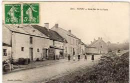 AUNAY - Quartier De La Poste  (70330) - Altri Comuni