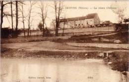 BREVES - Le Vieux Chateau  (70337) - Autres Communes
