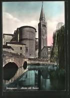 Cartolina Portogruaro, Abside Del Duomo - Autres Villes