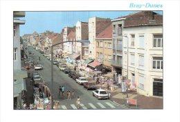 REF 188  : CPM 59 BRAY DUNES Boulevard Georges Pompidou - Bray-Dunes