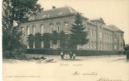 Bilzen - Hospitaal - 1905 ( Verso Zien ) - Bilzen