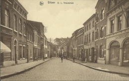 Bilzen - O.L.Vrouwstraat  ( Verso Zien ) - Bilzen