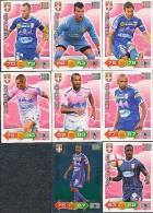ADRENALYN XL PANINI FOOT 2011-2012 LIGUE 1 EVIAN  THONON GAILLARD - Trading Cards