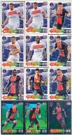 ADRENALYN XL PANINI FOOT 2011-2012 LIGUE 1 PSG - Trading Cards