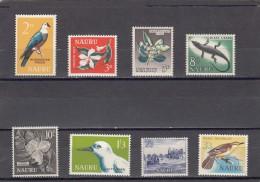 Nauru Nº 46 Al 53 - Nauru