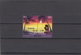Nauru Nº 309 Al 310 - Nauru