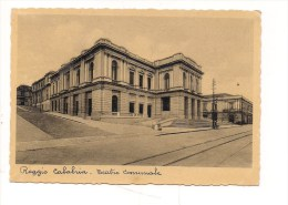 M1942 CALABRIA Reggio Calabria Teatro Non Viaggiata - 2919 Ediz. G. Ielitro - Reggio Calabria - Reggio Calabria