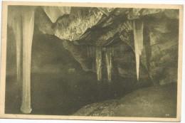 Slovakia Liptodemenfalvi Jegbarlang Ice Cave Eishalle Eishohle - Slovakia