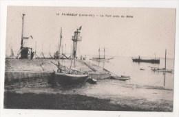 PAIMBOEUF - Le Port Près Du Môle - Paimboeuf